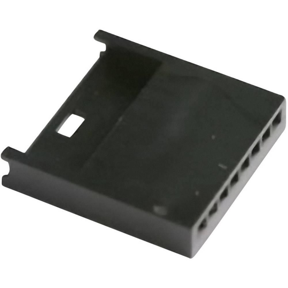 Ohišje za konektorje-kabel TE Connectivity 280628 : 2.54 mm 1 kos