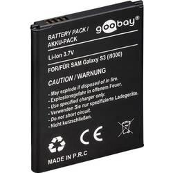 Li-Ion baterija za mobilni telefon 2100 mAh za Samsung Galaxy S3 i9300 43116 Goobay