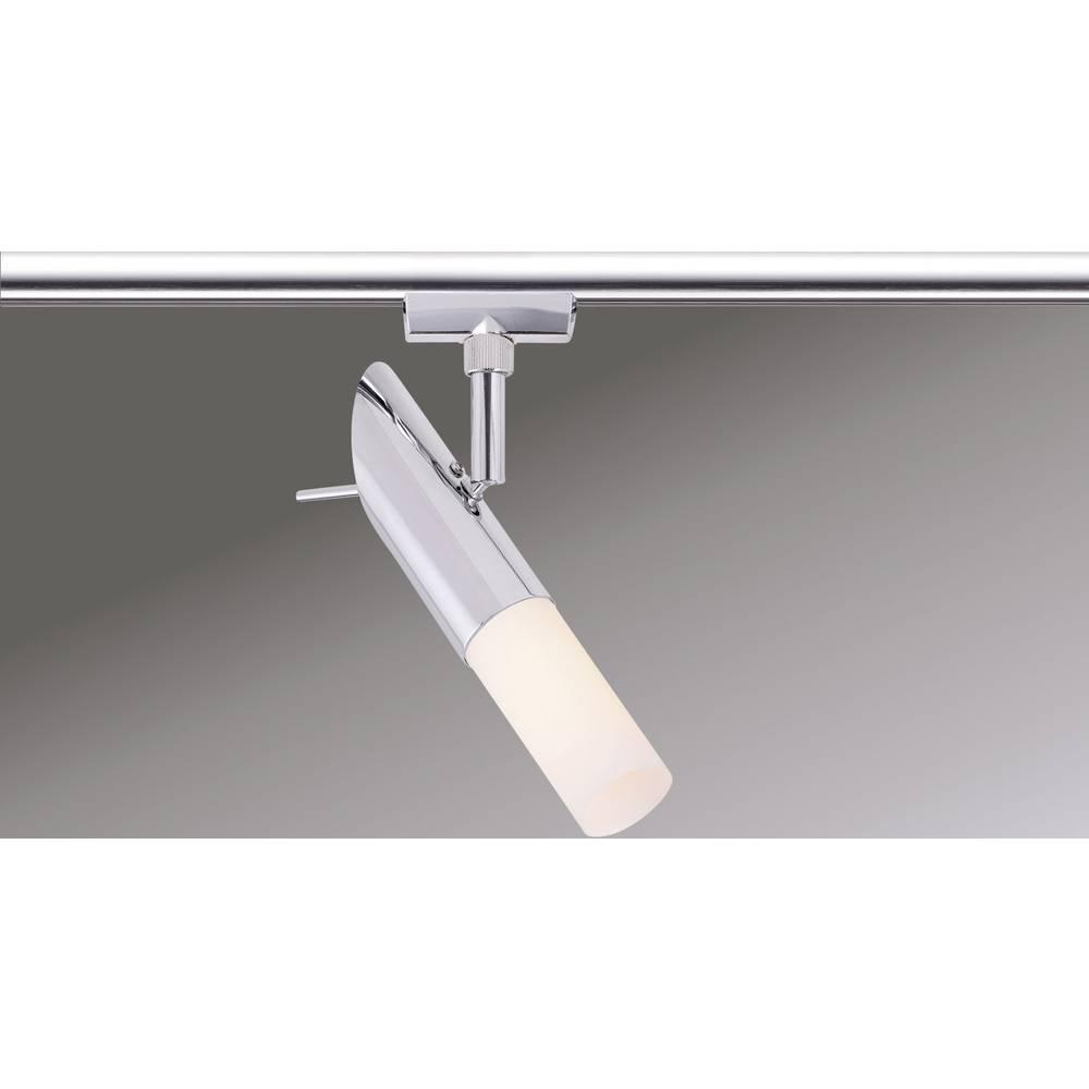Svjetiljka za visokovoltni sustav šina Pherus Paulmann serija URail E14 9 W štedna žarulja krom