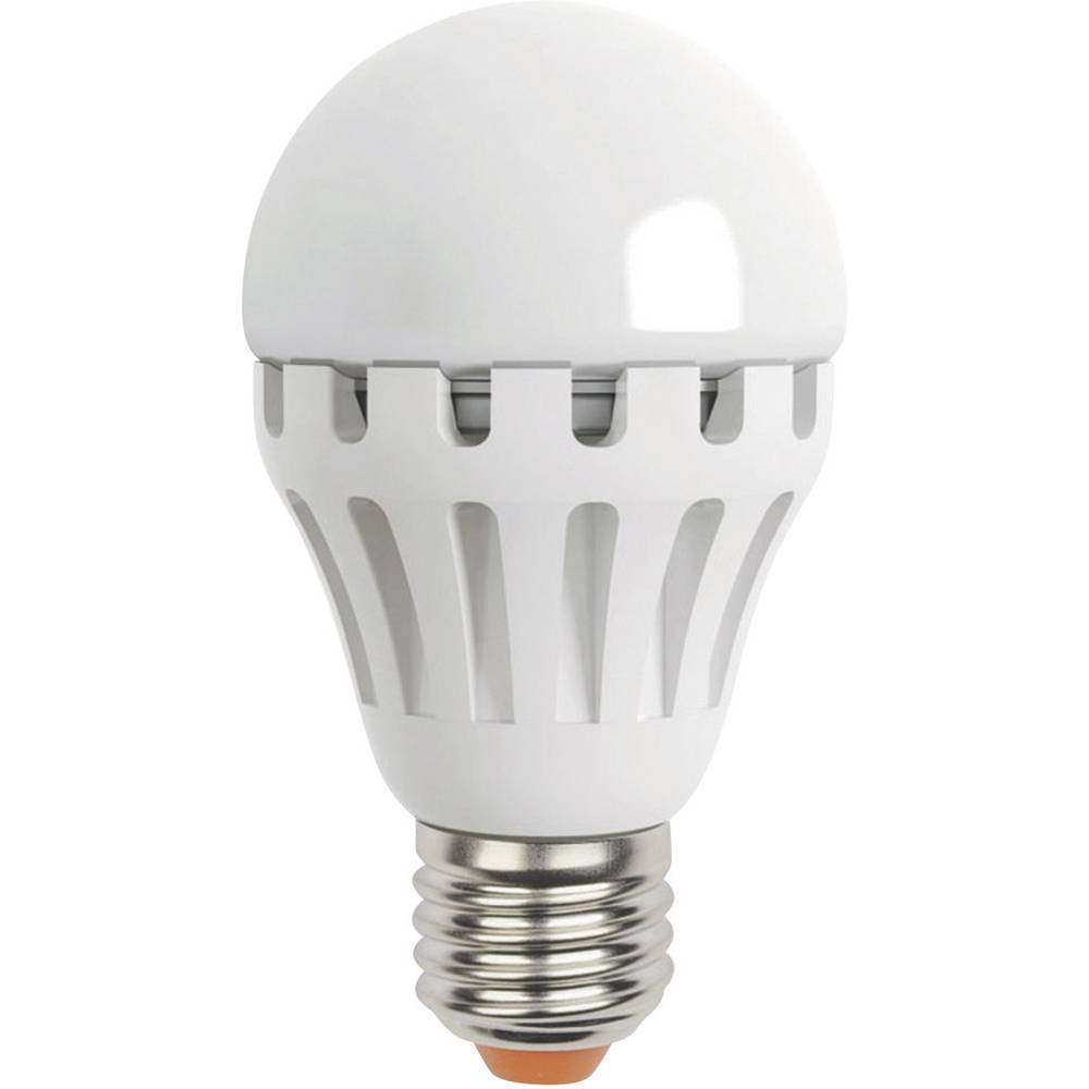 LED žarulja 110 mm JEDI Lighting 230 V E27 3.2 W RGB energ. razred: A prigušivanje, mijenjanje boja 1 kom.