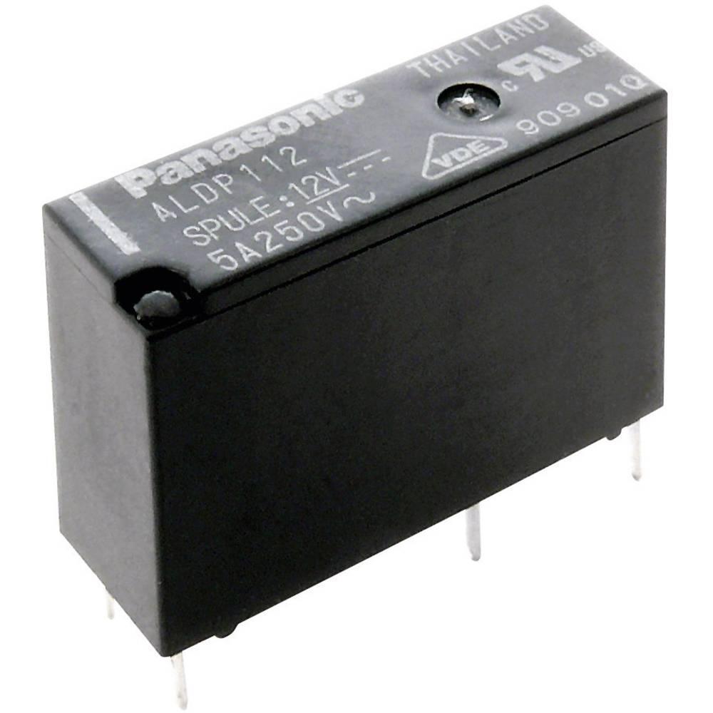 Rele za tiskano vezje 5 V/DC 5 A 1 x zapiralni Panasonic ALDP105 1 kos