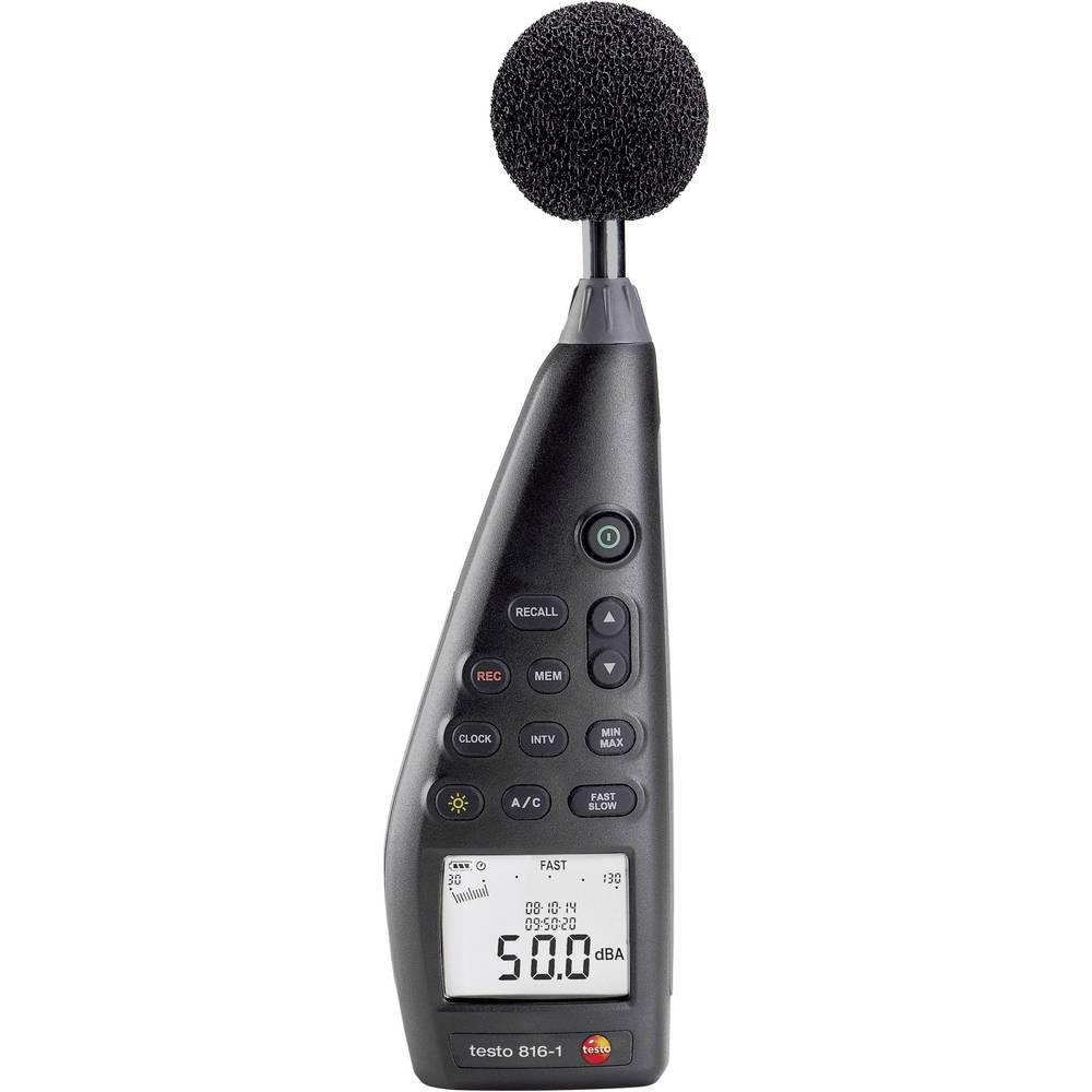 testo 816-1 merilnik glasnosti, merilnik hrupa