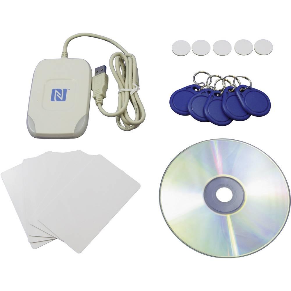 Quick Cool NFC razvojni komplet 13,56 MHz QDE NFC KIT1 zaključeni modul 5 V / DC QDE-NFC-KIT1 QuickCool