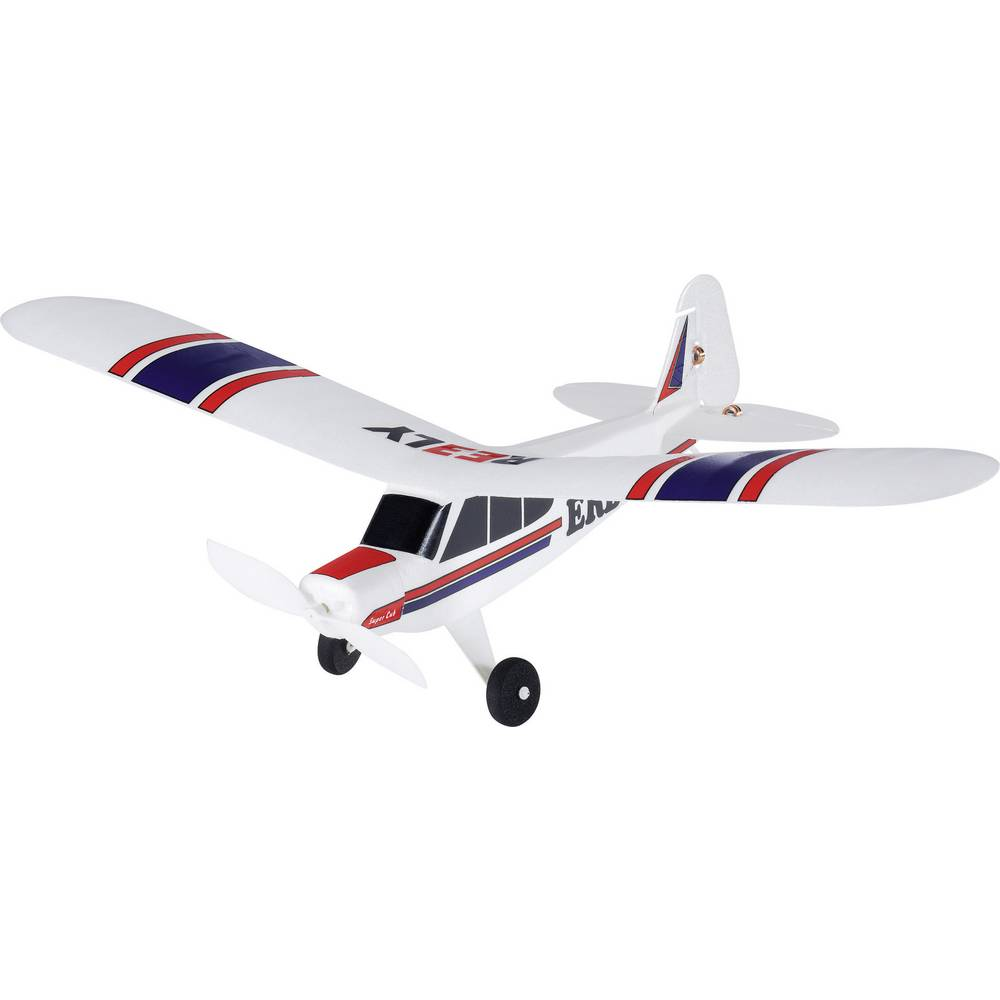 Reely Super Cub Park Flyer-RC model letala za zaprte prostore, RtF 348mm PA-18