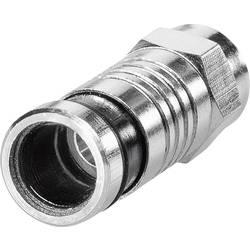 F-kompresijski vtični konektor, premer kabla: 6.8 mm