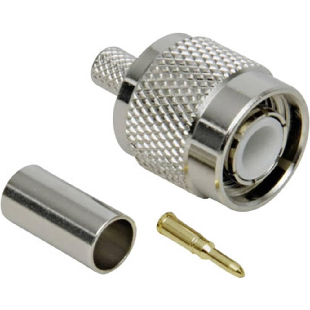 TNC-stikforbindelse BKL Electronic 0405006/D 50 Ohm Stik, lige 1 stk