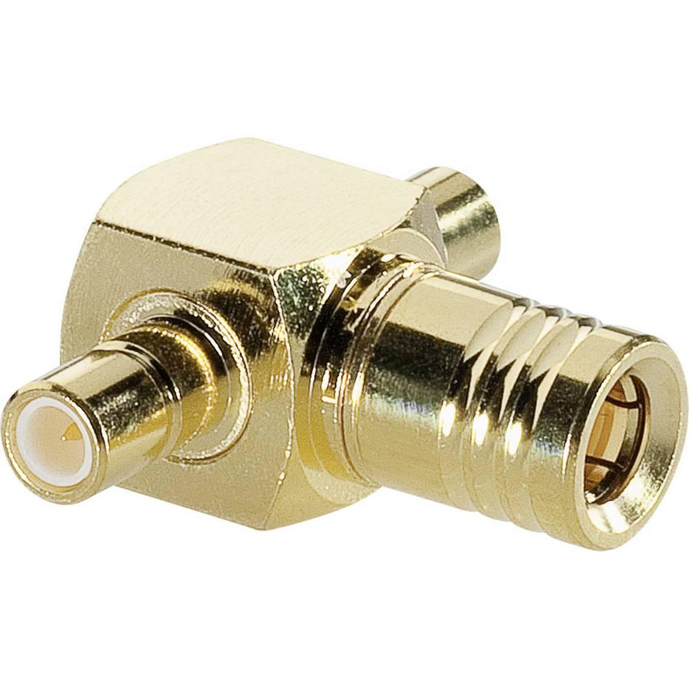SMB-adapter SMB-vtič - SMB-vtičnica BKL Electronic 0411039 1 kos