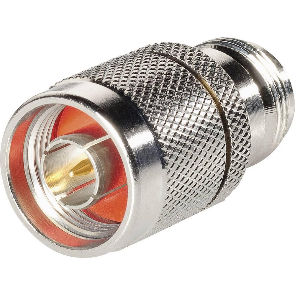 N-adapter N-reverse-tilslutning - N-stik BKL Electronic 0419511 1 stk