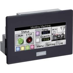 SPS-Touchpanel z vgrajenim krmiljenjem Idec smartaxis Touch FT1A-M12RA-B 24 V / DC FT1A-C12RA-B