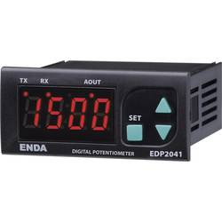 Enda digitalnir potenciometer EDP2041-230 230 V/AC izhodi 0-10 V, 0(4)-20 mA vgradne mere 71 x 29,5 mm globina vgradnje 73 mm