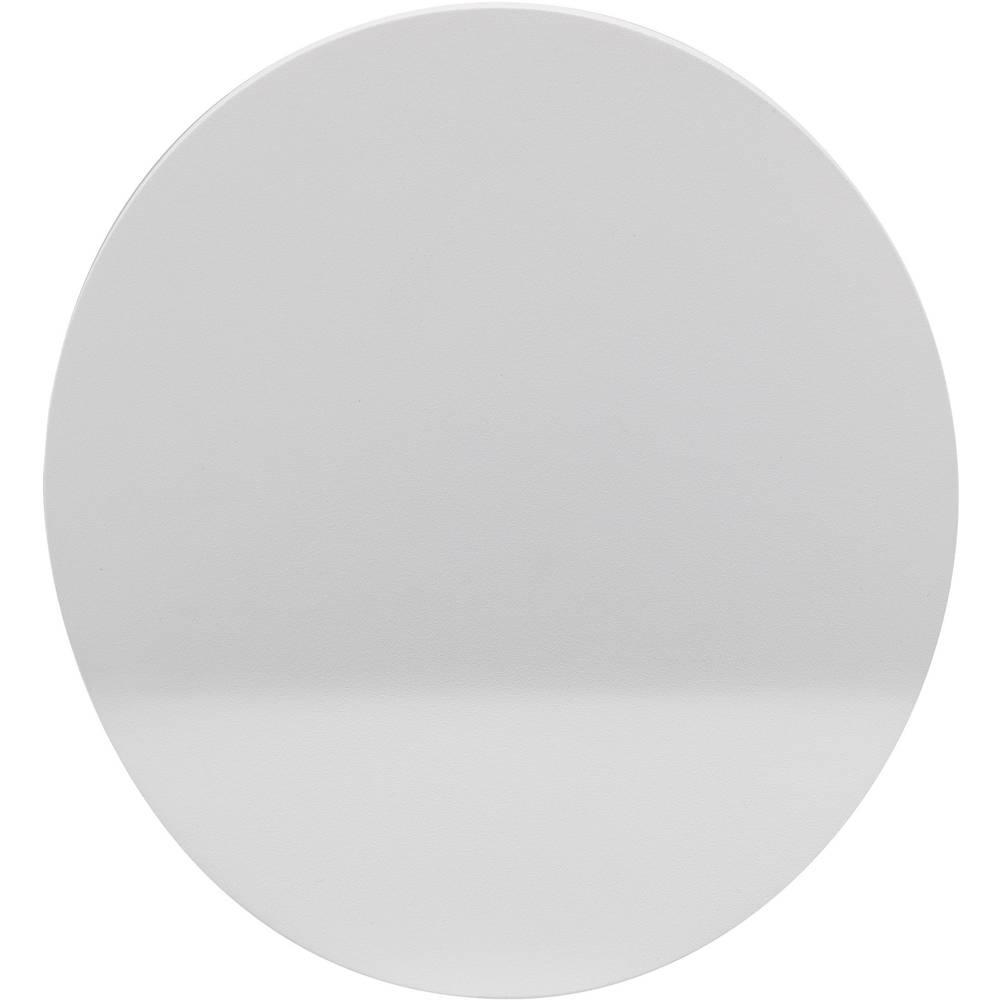 Stenska LED-svetilka Renkforce Redondo, 4 W, topla bela svetloba, IP20, bele barve, WLE-19 WLE-1932