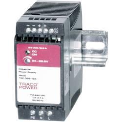 Napajalnik za namestitev na vodila (DIN letev) TracoPower TPC 055-112 15 V/DC 3.5 A 42 W 1 x