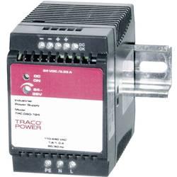 Adapter napajanja za profilne šine (DIN-letva) TracoPower TPC 080-112 15 V/DC 6 A 72 W 1 x