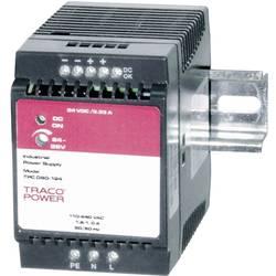 Adapter napajanja za profilne šine (DIN-letva) TracoPower TPC 080-148 56 V/DC 1.7 A 80 W 1 x