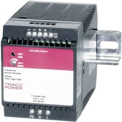 Adapter napajanja za profilne šine (DIN-letva) TracoPower TPC 120-124 28.8 V/DC 5 A 120 W 1 x