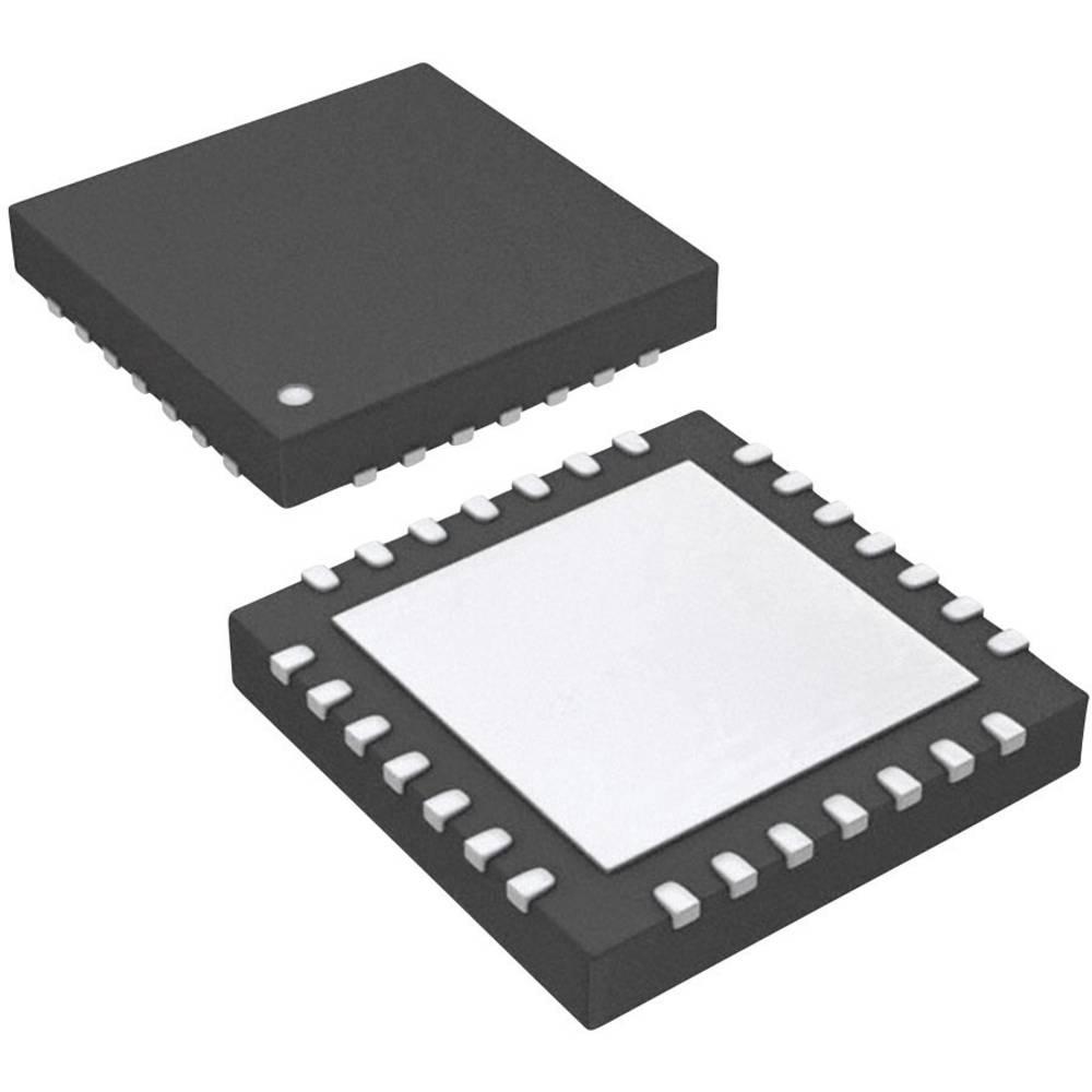 Vgrajeni mikrokontroler DSPIC33FJ64GP802-I/MM QFN-28-S (6x6) Microchip Technology 16-bitni 40 MIPS število I/O 21