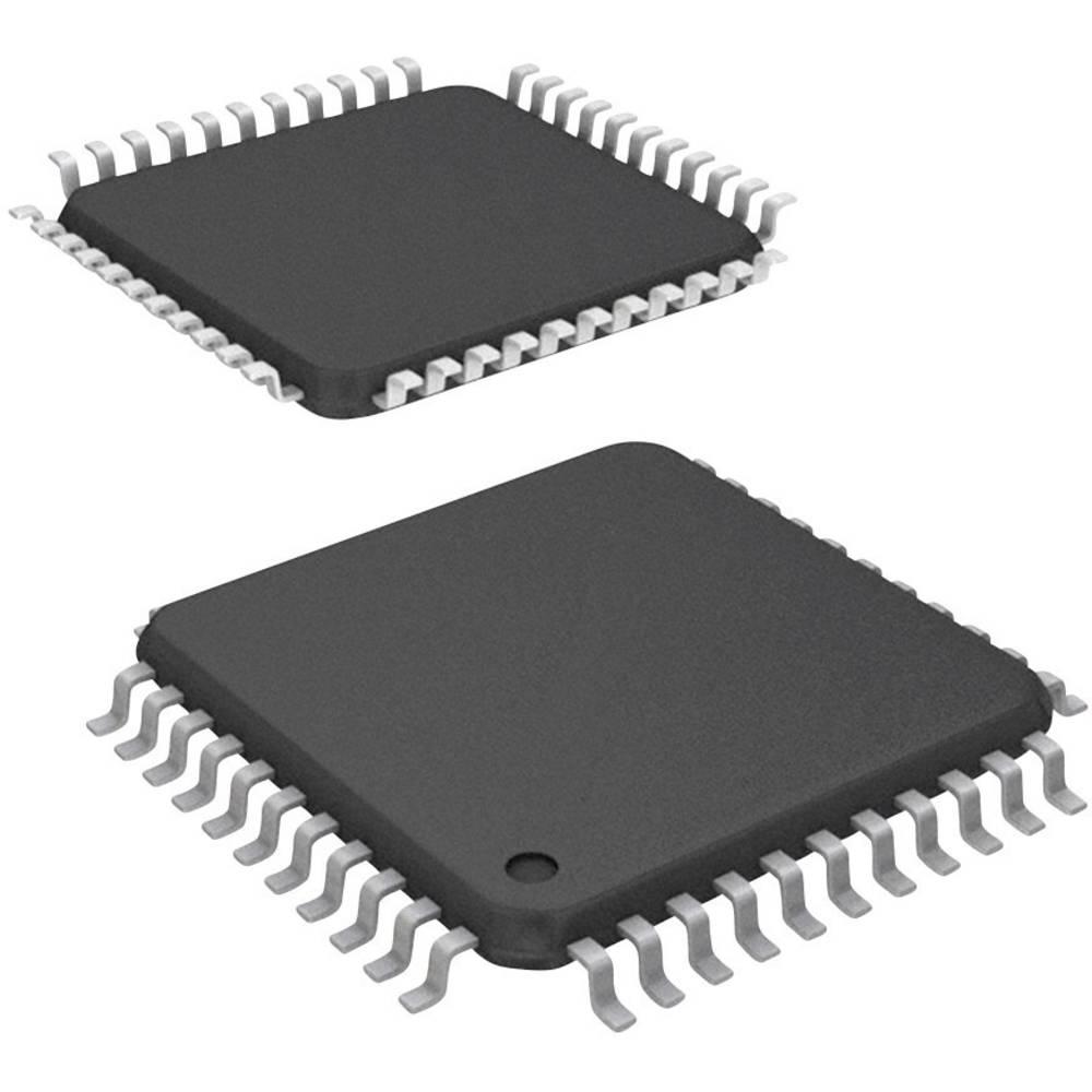 Vgrajeni mikrokontroler PIC16F887-I/PT TQFP-44 (10x10) Microchip Technology 8-bitni 20 MHz število I/O 35