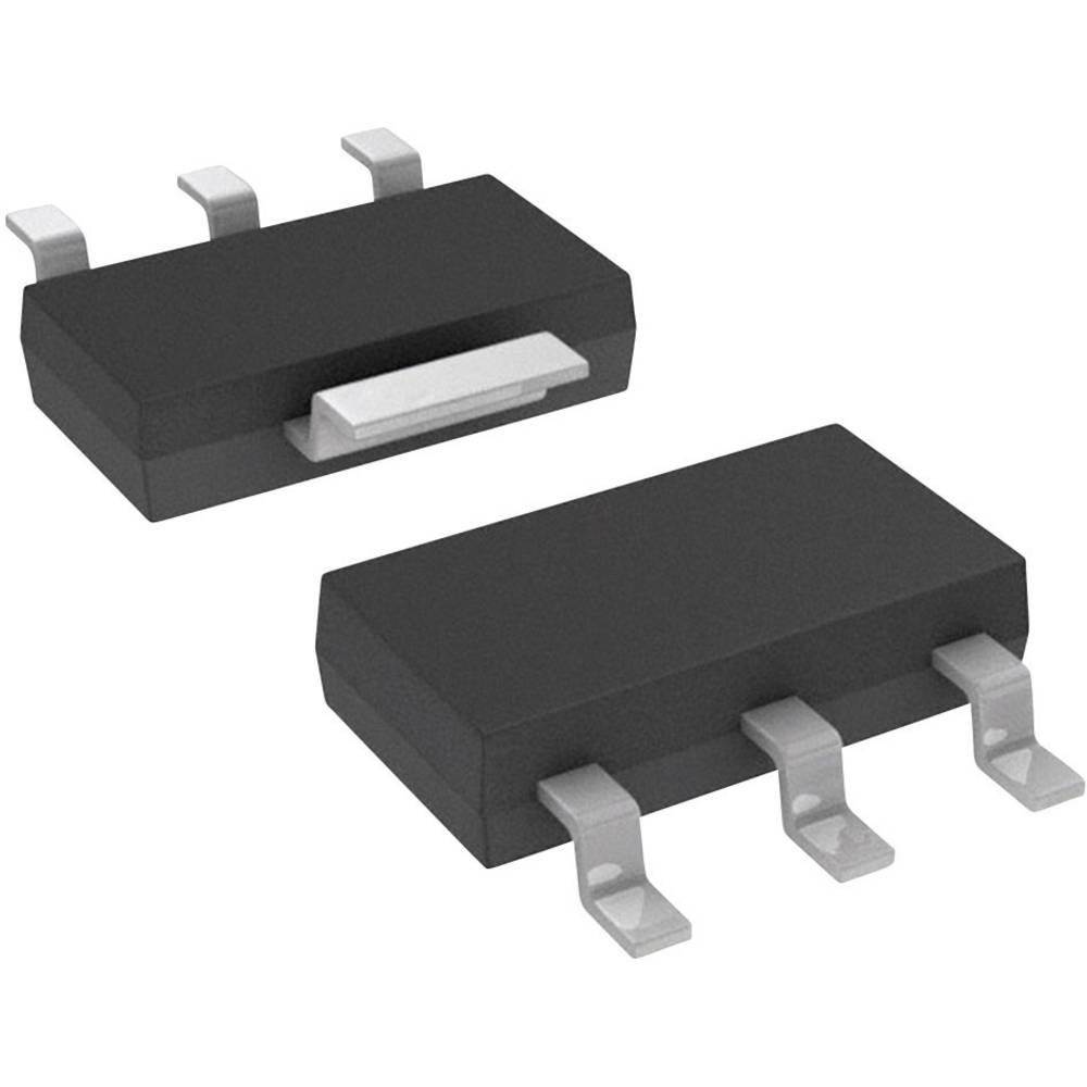 PMIC - nadzor Maxim Integrated DS1233DZ-10+ preprosta ponastavitev/vklop ponastavitve SOT-223-3