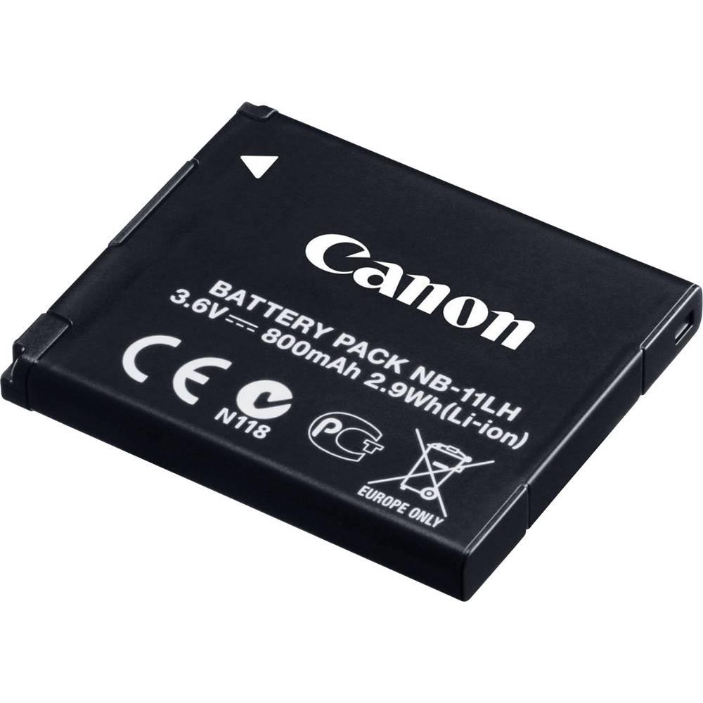 Rezervna aku. baterija za digitalni fotoaparat Canon, nadomesti originalno baterijo NB-11LH, 3,7 V, 500 mAh 9391B001AA