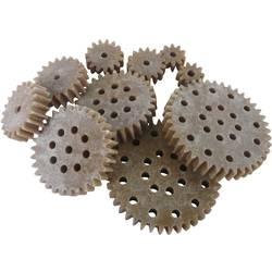 Les, Plastika Komplet zobnikov Reely Vrsta modula: 1.0 Število zob: 10, 15, 20, 30, 40 10 KOS