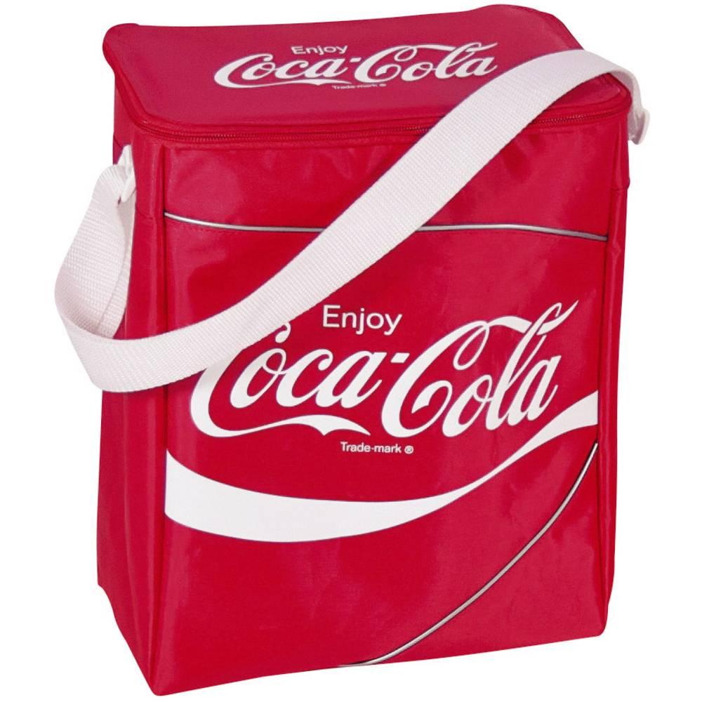 Hladilna torba-mehka Coca Cola Classic 14 rdeča 14.9 l energ. razred=n.rel. Ezetil