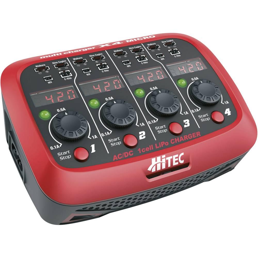 Napajalnik za modelarstvo 110 V, 220 V 1 A Hitec X4 Micro LiPo