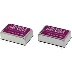 DC/DC pretvornik za tiskano vezje TracoPower TEN 8-2413WI 24 V/DC 15 V/DC 533 mA 8 W št. izhodov: 1 x