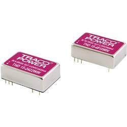 DC/DC pretvornik za tiskano vezje TracoPower THD 15-4810WIN 48 V/DC 3.3 V/DC 4 A 15 W št. izhodov: 1 x