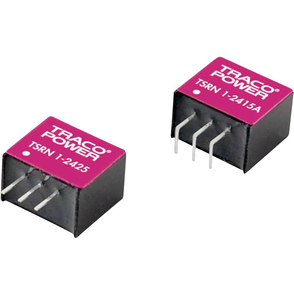 DC/DC pretvornik za tiskano vezje TracoPower TSRN 1-2450 24 V/DC 5 V/DC 1 A št. izhodov: 1 x