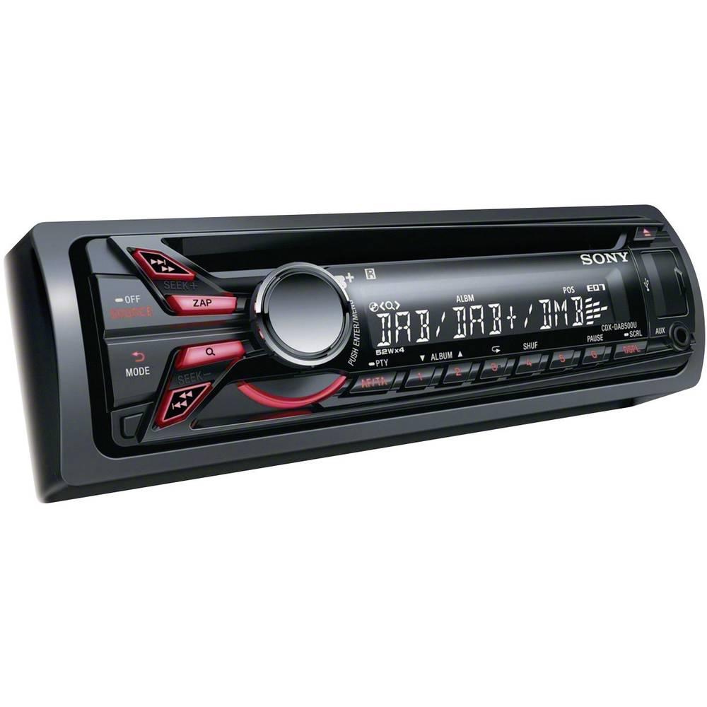 Autoradio Sony CDX-DAB500A