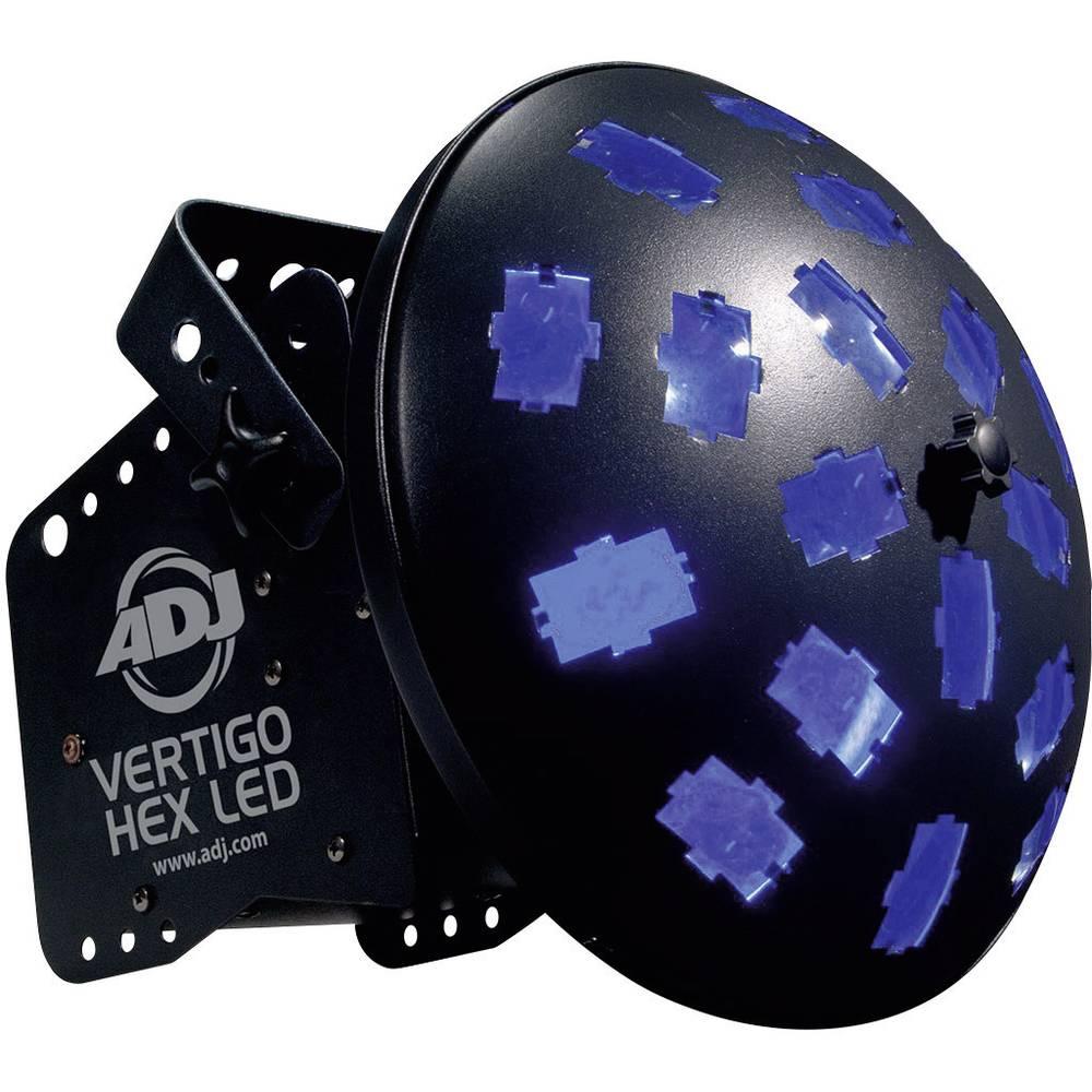 LED reflektor za efekte broj LED lampica: 2 American DJ Vertigo HEX LED
