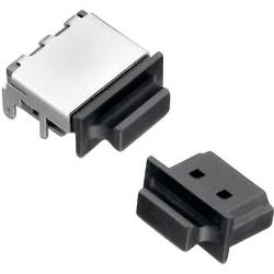 Pokrivna kapica Würth Elektronik crne boje 1 kom.