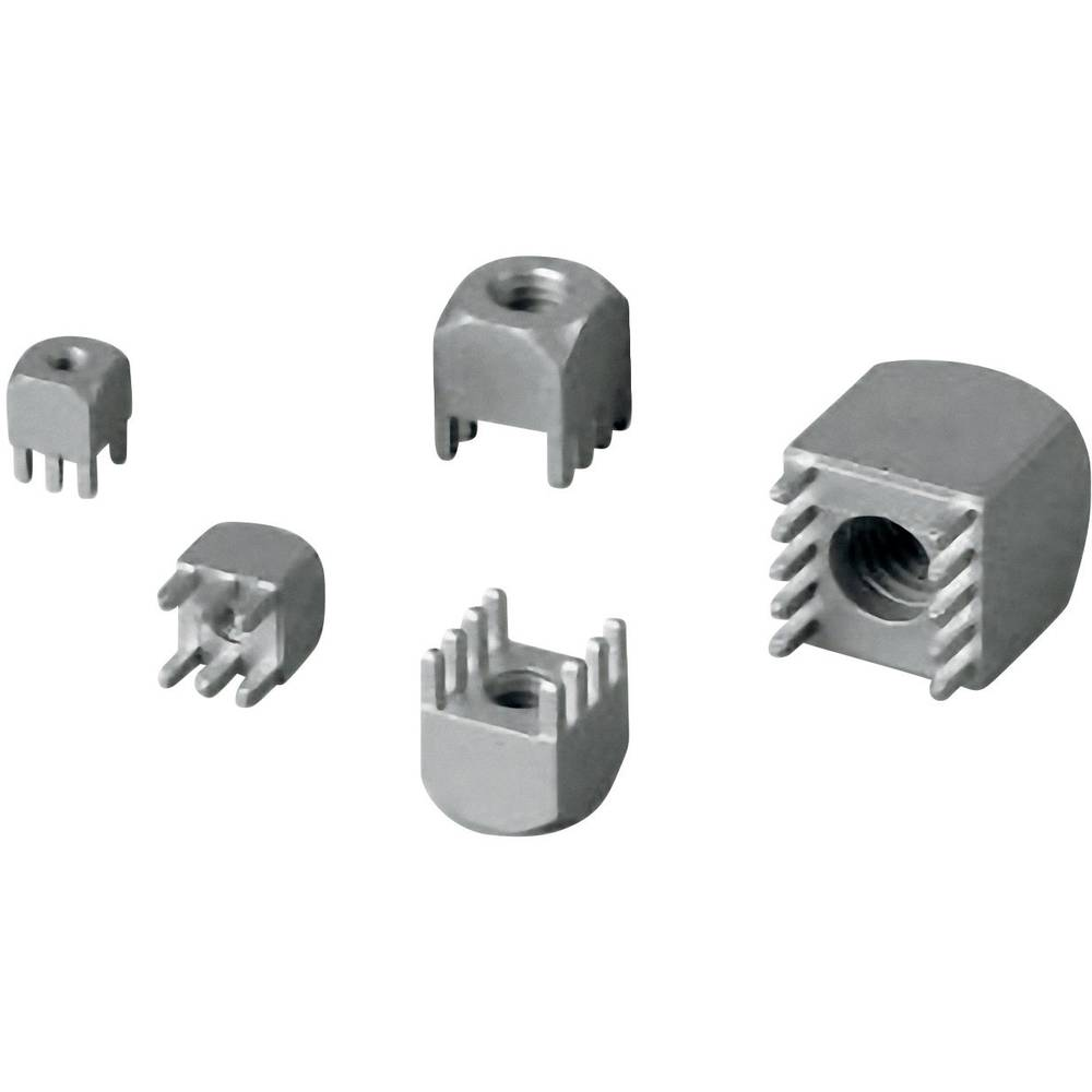 Priključek (standardni) Würth Elektronik 7461058, mere: 2.54 mm 1 kos