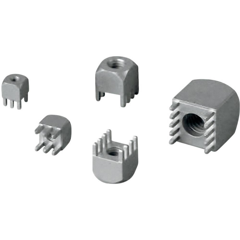 Priključek (standardni) Würth Elektronik 7460305, mere: 2.54 mm 1 kos