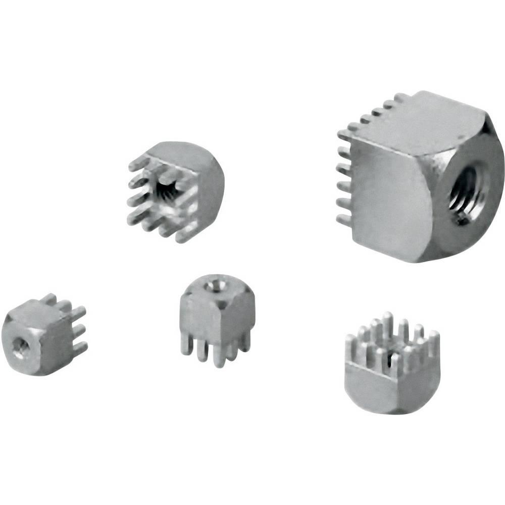Priključek (standardni) Würth Elektronik 7461060, mere: 2.54 mm 1 kos