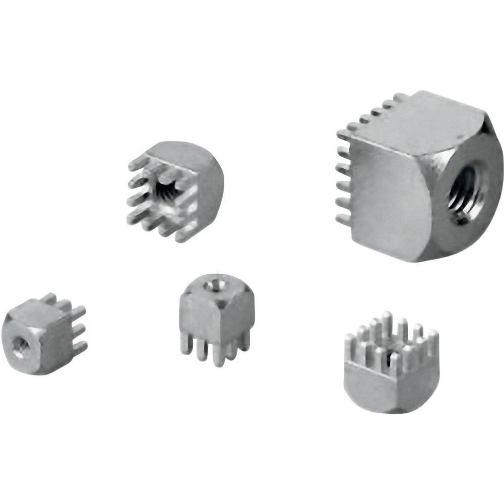 Bøsningsliste (standard) WP (value.1361159) Samlet antal poler 20 Würth Elektronik 7461090 Rastermål: 2.54 mm 1 stk