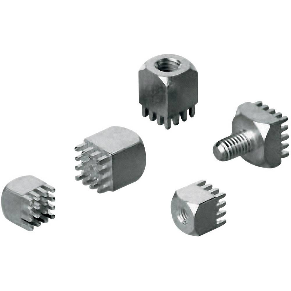Priključek (standardni) Würth Elektronik 7461093, mere: 2.54 mm 1 kos