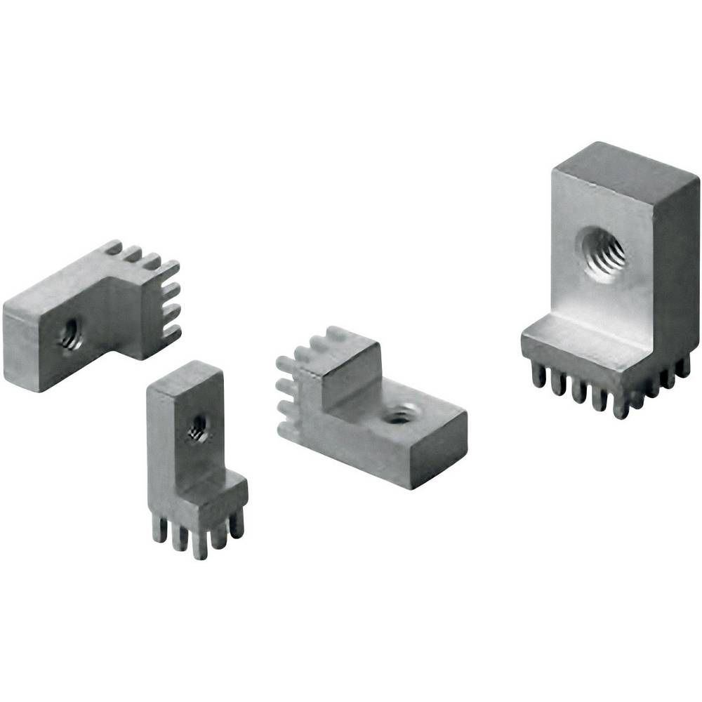 Priključek (standardni) Würth Elektronik 7461066, mere: 2.54 mm 1 kos