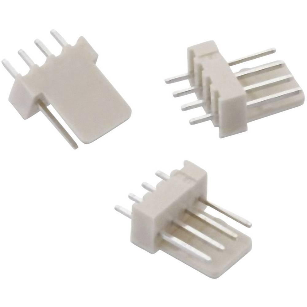 Vgradni pinski konektor (standarden) Würth Elektronik 61900411121, mere: 2.54 mm 1 kos