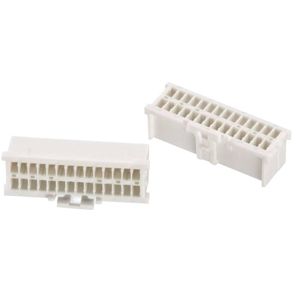 Tilslutningskabinet-kabel WR-WTB (value.1360560) Samlet antal poler 20 Würth Elektronik 624020213322 Rastermål: 2 mm 1 stk