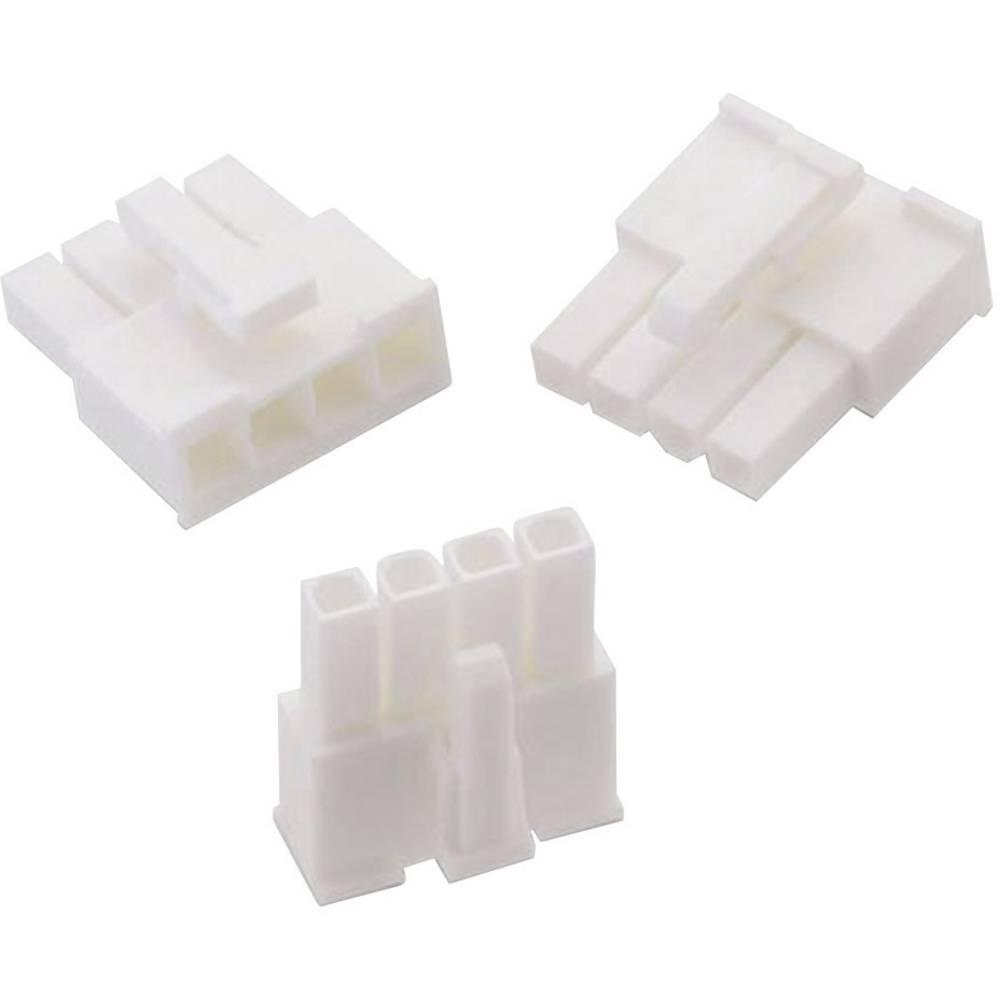 Tilslutningskabinet-kabel WR-MPC4 Samlet antal poler 3 Würth Elektronik 649003013322 Rastermål: 4.20 mm 1 stk