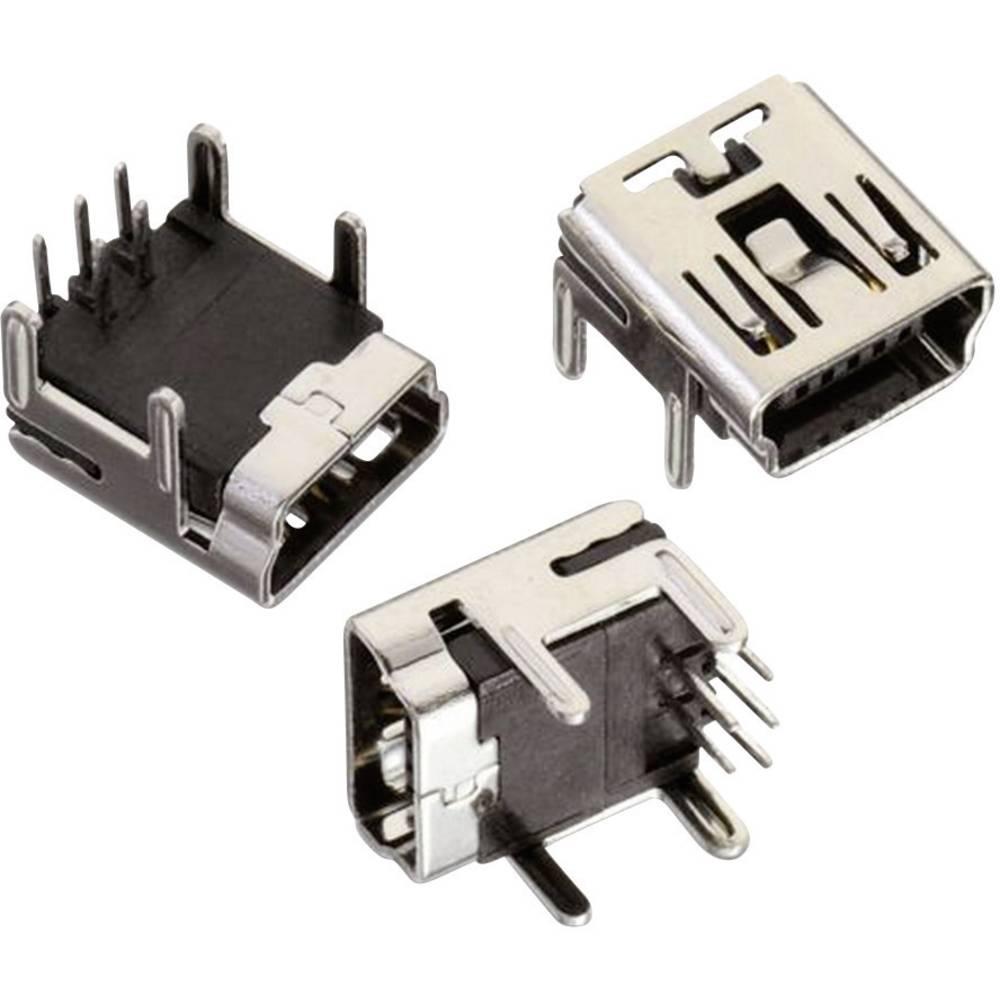 Würth Elektronik WR-COM USB 2.0 Sort 1 stk