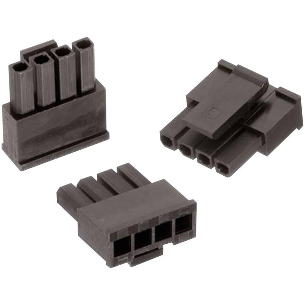 Tilslutningskabinet-kabel WR-MPC3 (value.1360532) Samlet antal poler 9 Würth Elektronik 662009013322 Rastermål: 3 mm 1 stk