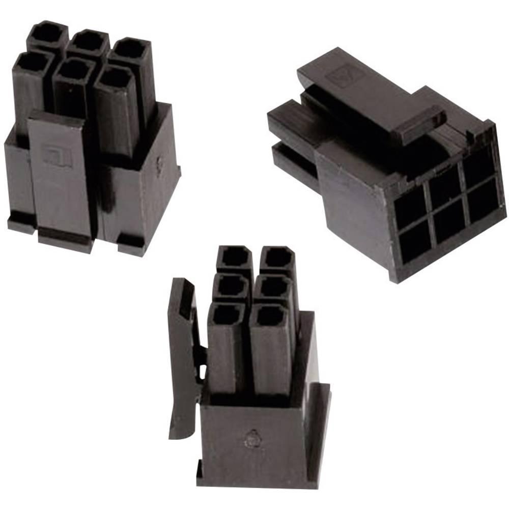 Tilslutningskabinet-kabel WR-MPC3 (value.1360532) Samlet antal poler 18 Würth Elektronik 662018113322 Rastermål: 3 mm 1 stk