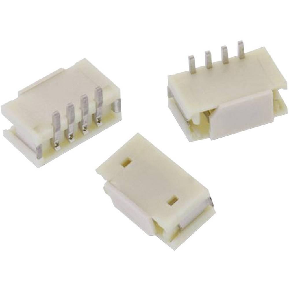 Vgradni pinski konektor (standarden) Würth Elektronik 679305124022, mere: 1.50 mm 1 kos