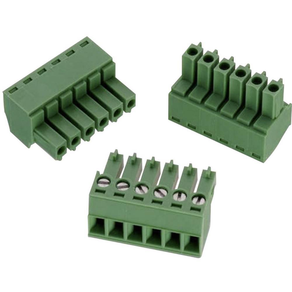 Tilslutningskabinet-kabel 3611 Samlet antal poler 3 Würth Elektronik 691361300003 Rastermål: 3.81 mm 1 stk