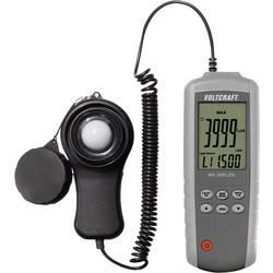 Lamptestare VOLTCRAFT MS-200LED 0 - 400000 lx Kalibrerad enligt (ej certifierad kalibrering)