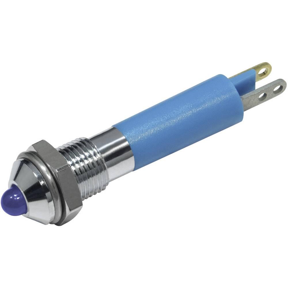 LED-signallampe CML 19020357 24 V/DC 15 mA Blå