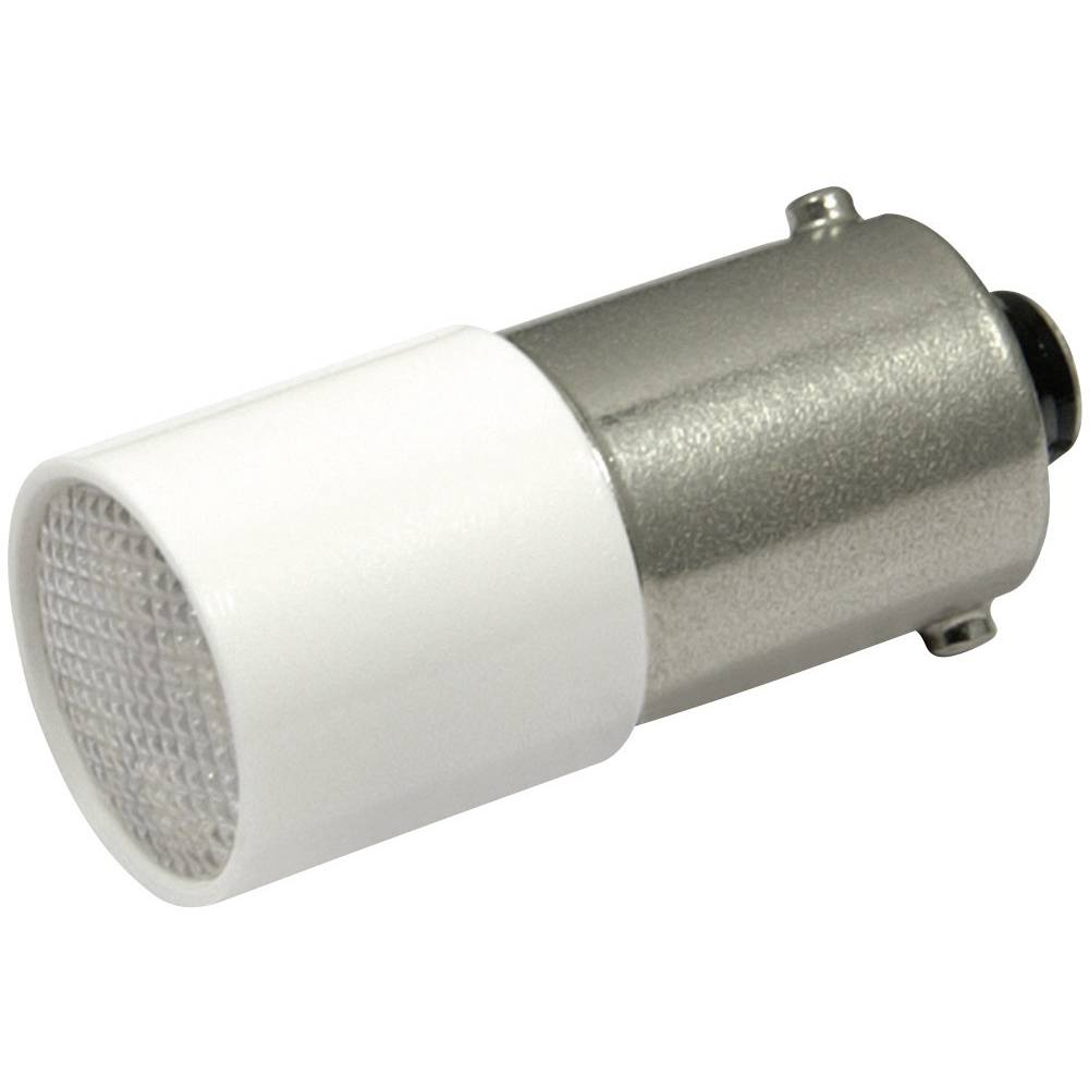 LED žarnica BA9s hladno bela 72 V/DC, 72 V/AC 1.2 lm CML 18824A3W