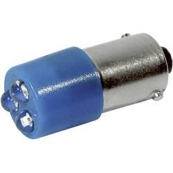 LED žarnica BA9s modra 230 V/AC 200 mcd CML 18626237